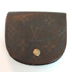 Louis Vuitton Vintage Coin Pouch